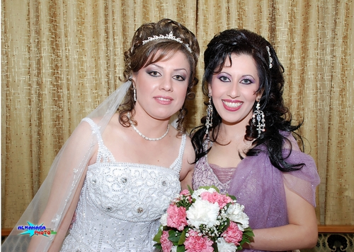 7b99b09a3 مبروك زواج خالد وزحل دمان في سوريا في كنيسة القديسة تريزا بتاريخ 19-2-2008