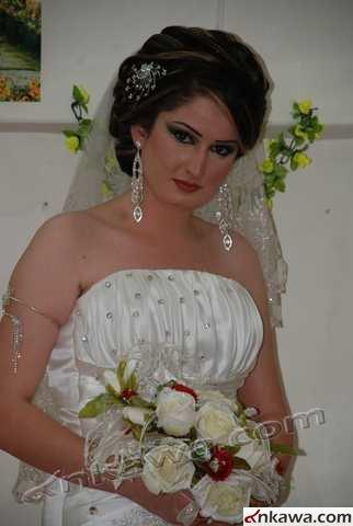 b45563c24 ووسط حضور الاهل والاصدقاء، تكلل زواج العروسين، الاثنين الماضي، في كنيسة  ماركوركيس في البلدة، ومن ثم الى قاعة وردة للاحتفالات.