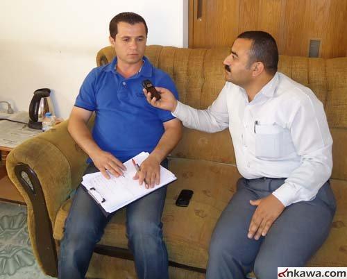 dcb987a0a شركة توفي ستباشر إعمال إزالة النفايات في القرى الايزيدية