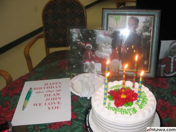 شعر بمناسبة عيد ميلاد ابني الحبيب جون يوتام دانيال